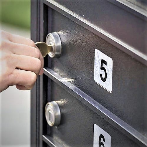 MAILBOX INSTALLATION AND LOCKOUT SERVICE